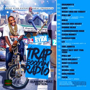 Trap Boomin Radio - Summer Heat Edition